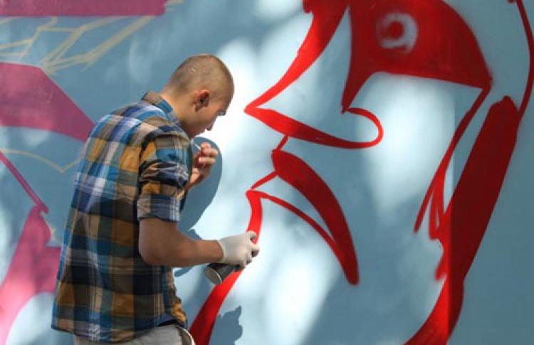 GraFFFest: Street Art Jam
