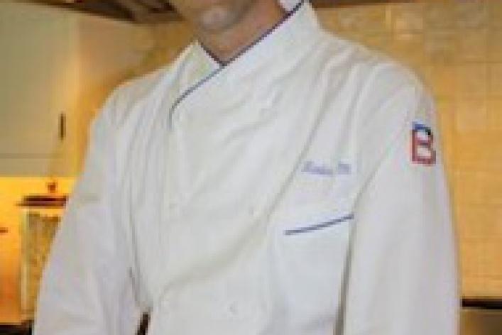 Мастер-класс для детей от французского шеф-повара Николя Отта