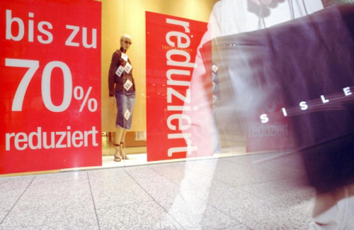 Полный шоп: вЕвропе начался сезон распродаж