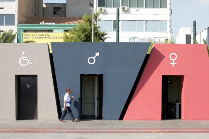 Вгороде появятся современные общественные туалеты
