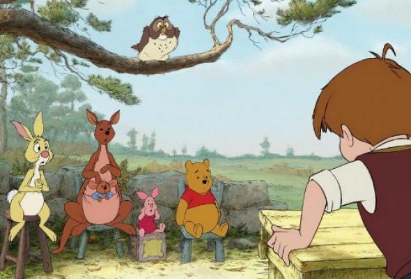 Медвежонок Винни и его друзья - Фото №13