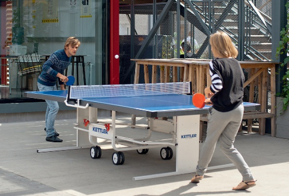 8ресторанов, где играют впинг-понг - Фото №0