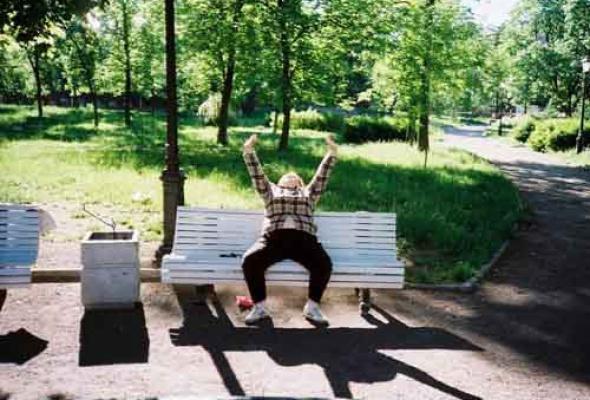 Молодая фотография-2011 1/2. Край / Margin - Фото №0