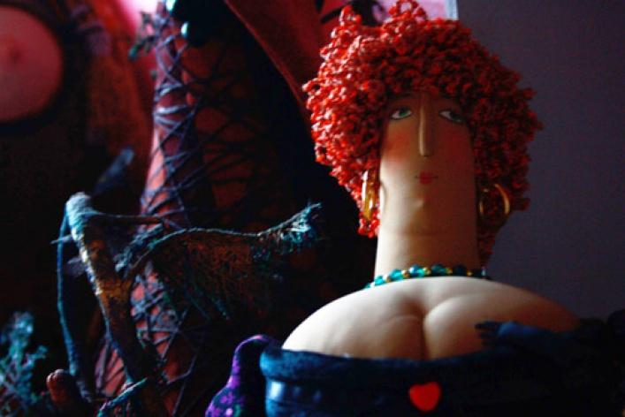 Зал фривольной куклы