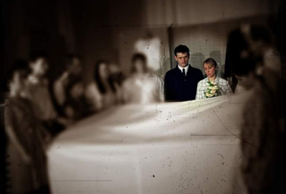 В день свадьбы - Фото №0