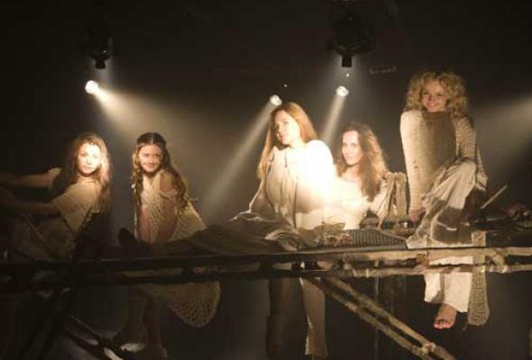 Салемские колдуньи - Фото №0