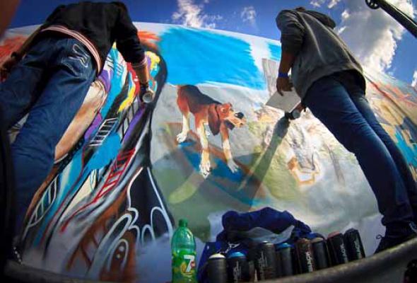 Фестиваль уличной культуры Snickers Urбаnия 2011 - Фото №0