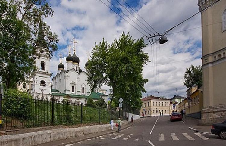 Экскурсия по Ивановской горке