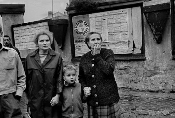 Йозеф Коуделка «Вторжение 68 Прага» - Фото №0