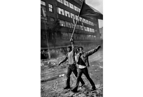 Йозеф Коуделка «Вторжение 68 Прага» - Фото №1