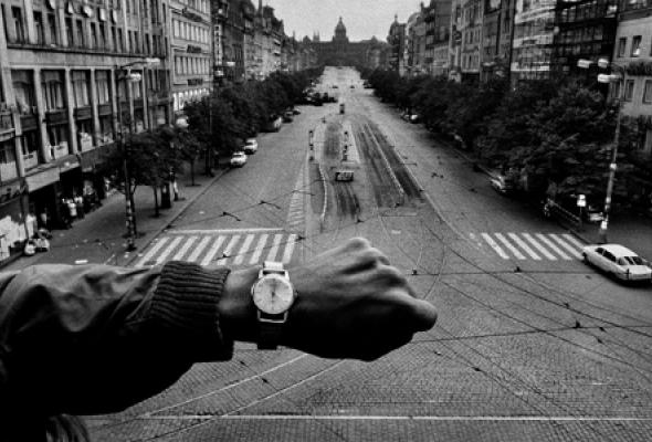 Йозеф Коуделка «Вторжение 68 Прага» - Фото №4
