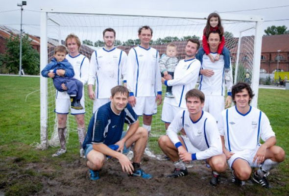 First Club Cup - Фото №3