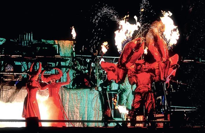 Фестиваль театра имузыки наводе «Дебаркадер» переносится
