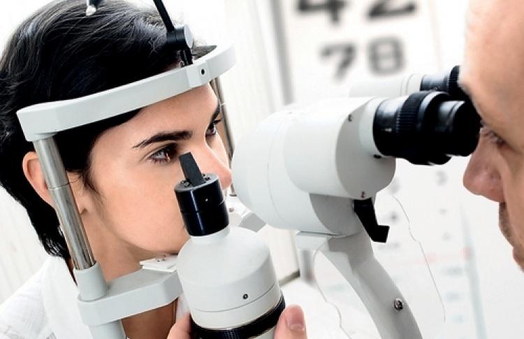 Диагностика зрения в«Эксимер»