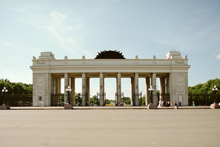 Самые романтические парки столицы