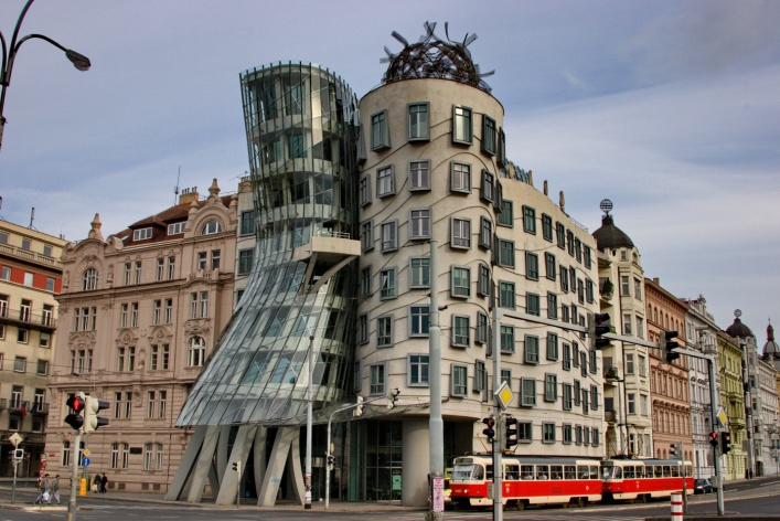 Архитектура, которую надо видеть