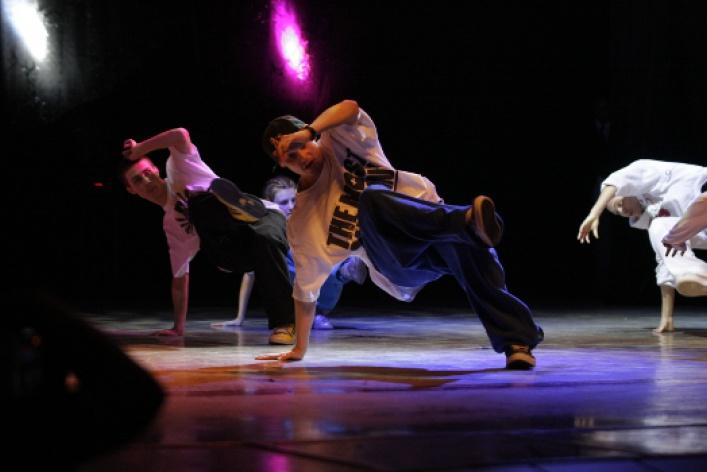 Гала-концерт XФестиваля современного танца