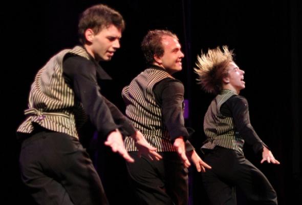 Гала-концерт XФестиваля современного танца - Фото №5