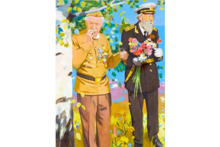 Александр Виноградов, Владимир Дубосарский «За отвагу»