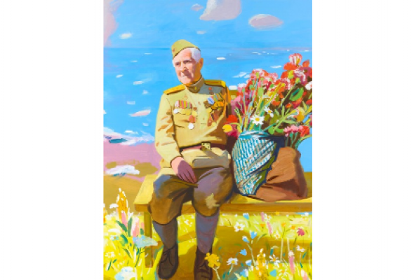 Александр Виноградов, Владимир Дубосарский «За отвагу» - Фото №6