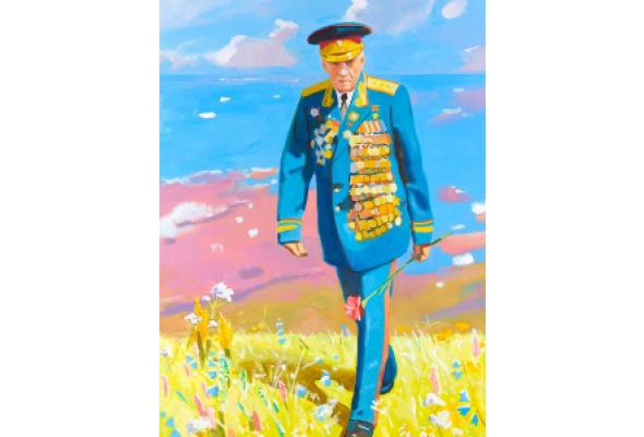 Александр Виноградов, Владимир Дубосарский «За отвагу» - Фото №2