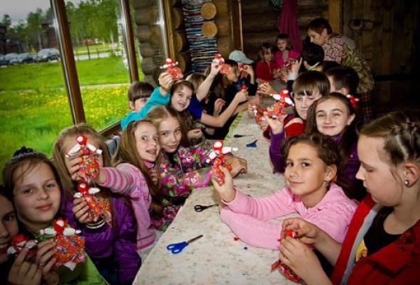 Русская деревня Шуваловка - Фото №0