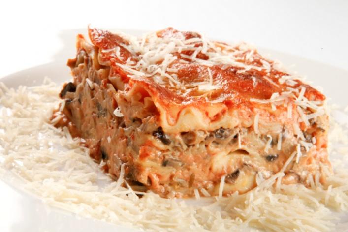 Грибы по-итальянски