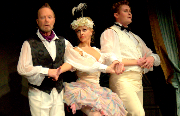 «Школа современной пьесы» продает билеты соскидкой 50%