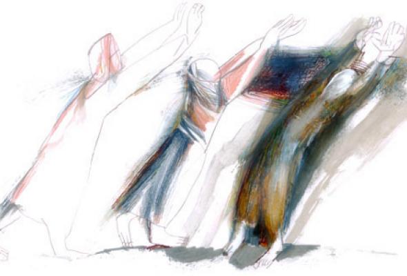 Михаил Сорокин «Рисунки на полях Книги Книг» - Фото №0