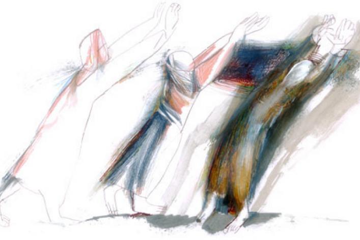 Михаил Сорокин «Рисунки на полях Книги Книг»