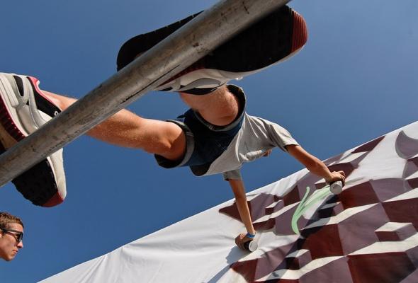 Фестиваль уличной культуры Snickers Urбаnия 2011 - Фото №8