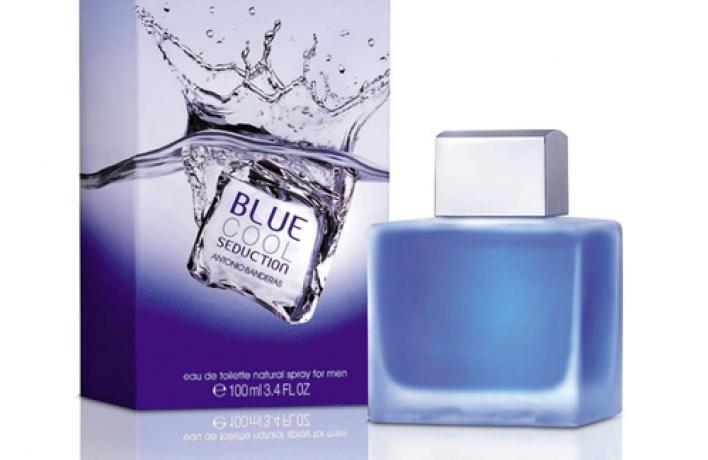 Blue Сool Seduction отАнтонио Бандераса