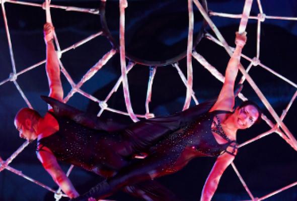 V Всемирный фестиваль циркового искусства в Москве - Фото №0