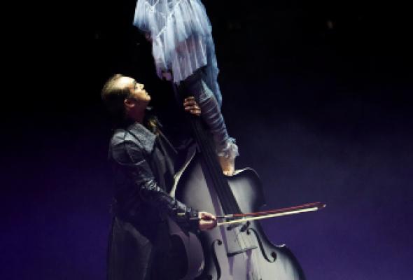 V Всемирный фестиваль циркового искусства в Москве - Фото №1