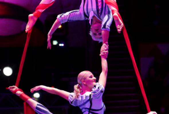 V Всемирный фестиваль циркового искусства в Москве - Фото №3