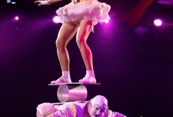 V Всемирный фестиваль циркового искусства в Москве - Фото №4