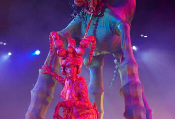 V Всемирный фестиваль циркового искусства в Москве - Фото №6