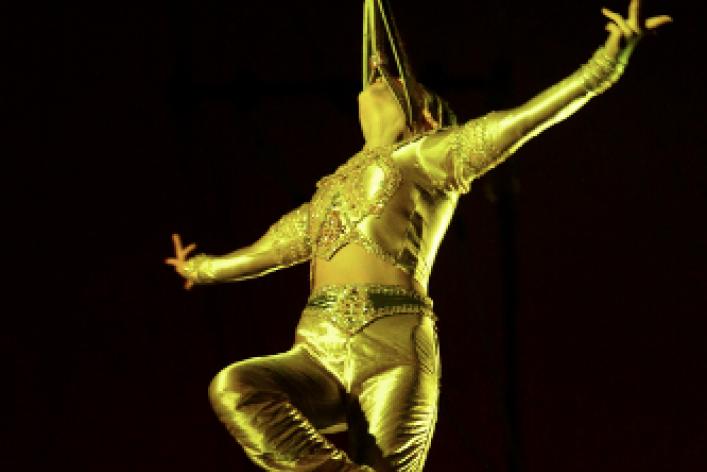 V Всемирный фестиваль циркового искусства в Москве