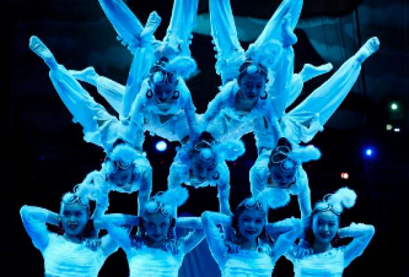 V Всемирный фестиваль циркового искусства в Москве - Фото №8