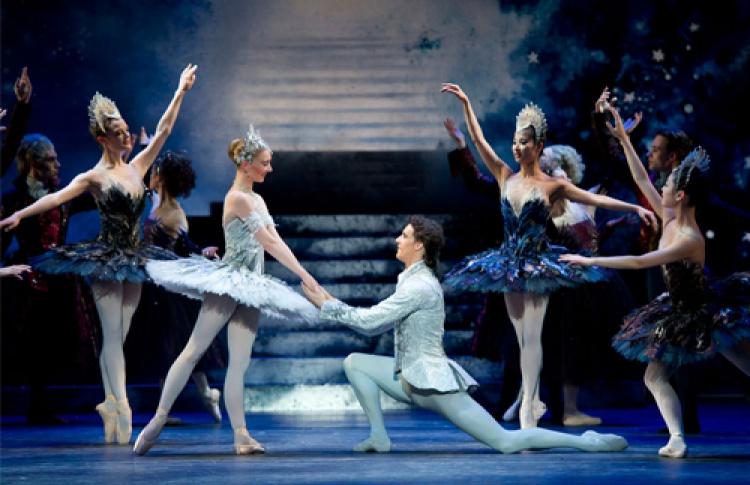 Новые балетные DVD— 2