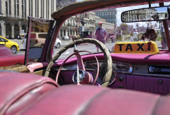 Необычные такси - Фото №2