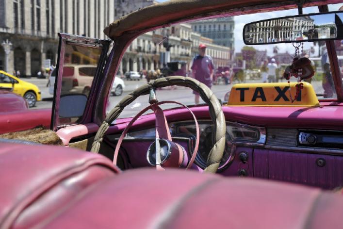 Необычные такси