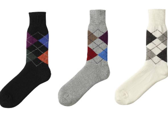 Где купить яркие носки? - Фото №1
