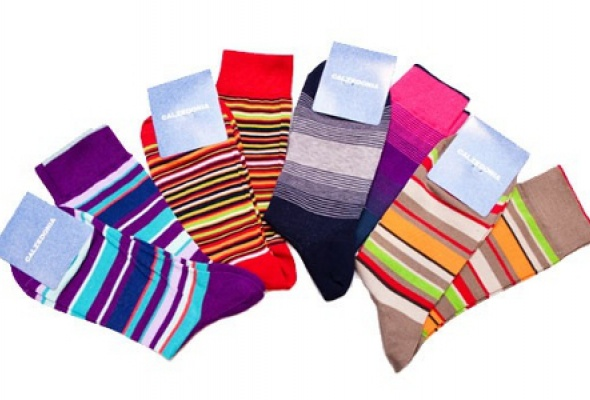Где купить яркие носки? - Фото №3