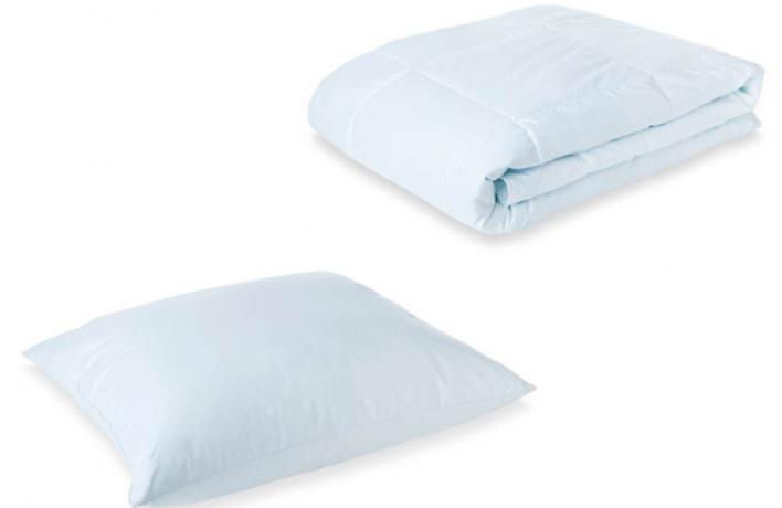 Подушка сохлаждением
