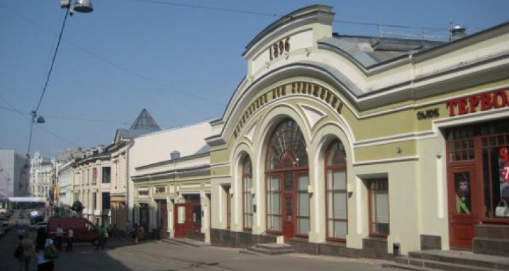 Московский дом художника на Кузнецком Мосту