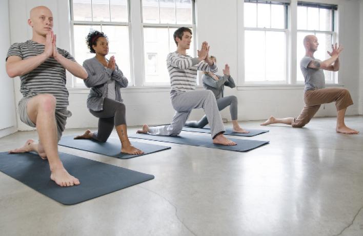 ВМДХ пройдет первый московский фестиваль йоги
