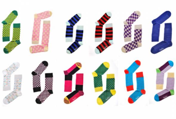 Где купить яркие носки? - Фото №0