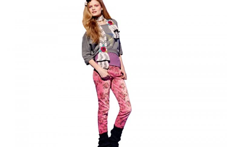 Итальянский бренд модной одежды для всей семьи OVS