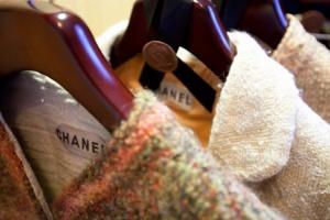 Раритетные Chanel, Dior иHermes вVictoria'sVintage